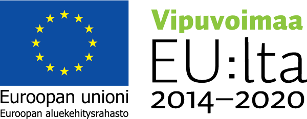 euroopan unionin aluekehitysrahasto logo